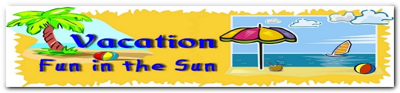 Vacation Fun in the Sun Vacation Rentals